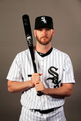 New White Sox third baseman Jeff Keppinger.