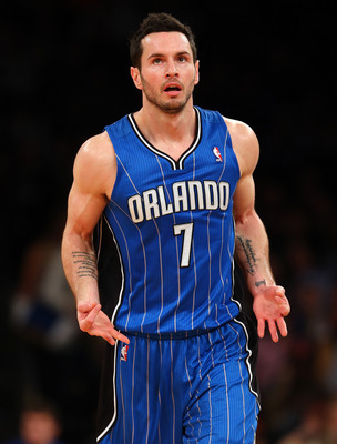 Rob Hennigan may hang onto Redick if he can't get what he wants.