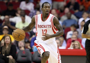 Patrick Beverley will be the primary backup point guard.