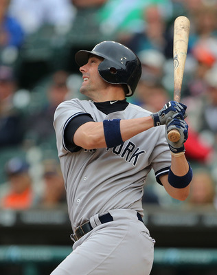 The Yankees will rely on Chris Stewart or Francisco Cervelli for their everyday catching duties.