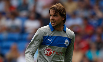 Tim Krul was once again excellent in goal