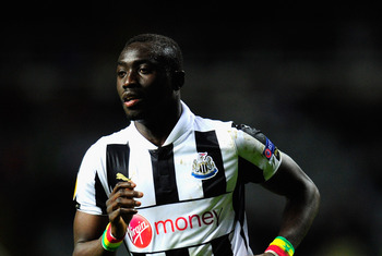 Papiss Cisse must regain his form