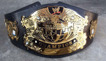 Lasting only three years, the Undisputed title was held by a lot of Superstars. Photo by: Wikipedia
