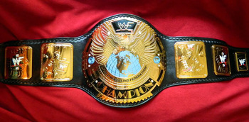 The Big Eagle title represented the Attitude Era. Photo by: BeltTalk.com