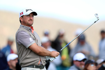 Graeme McDowell proved in 2010 he has game enough to win a major.