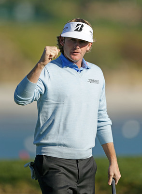 Brandt Snedeker hopes to still be on a roll when it's time for the Masters.