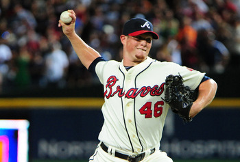 Craig Kimbrel was an All-Star for the second straight season in 2012.
