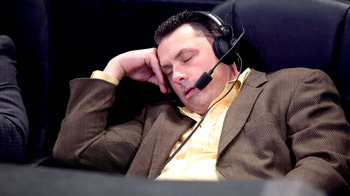 No one has suffered more embarrassing moments on WWE television than Michael Cole. (Image Obtained From WWE.com)