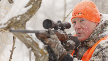 Lesnar is an avid hunter, but had an issue one year in Alberta. Photo Courtesy of americanhunter.org