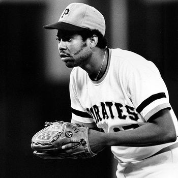 Dock Ellis.  AP Photo