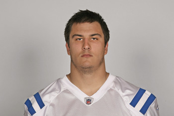 Jamey Richard, Previously with the Colts