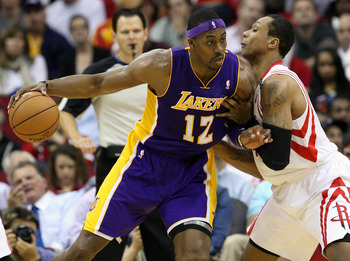 Dwight Howard might be a Rocket—but he's no slam dunk.