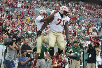 Menelik Watson is big, but how athletic?