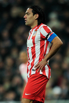 Radamel Falcao is a target for leading European clubs.