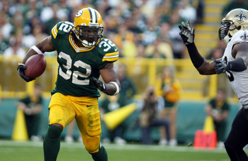 Cedric Benson couldn't stay healthy for Green Bay in 2012.