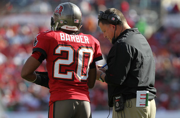 Ronde Barber was still effective in 2012.