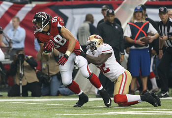 Tony Gonzalez continues to impress year after year.
