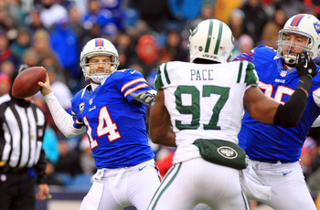 Calvin Pace was a liability for Jets in 2012.