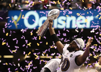 Ed Reed could be a player in demand in free agency.