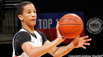 Chicago point guard Billy Garrett joins DePaul. (Rivals.com)