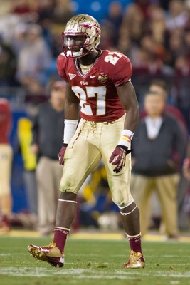 Florida State CB Xavier Rhodes could wind up in Tampa Bay.