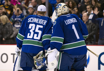 Vancouver could move either goalie, or stand pat and play it safe.