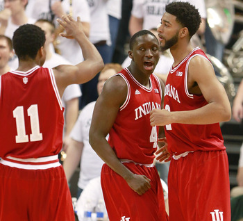 If the Indiana Hoosiers win all of their next three games, the Big Ten title race will be over.