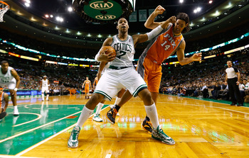 Sullinger proved to be Boston's most aggressive rebounder.