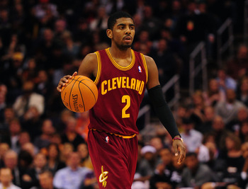 Cleveland Cavaliers' Kyrie Irving
