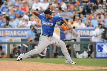 Bruce Rondon has experience closing in the minor leagues.