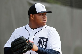 Bruce Rondon needs to throw more breaking balls.