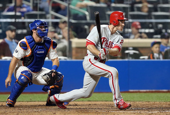 Phillies 2B Chase Utley