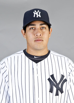 Flores is currently on the Yankees 40-man roster.