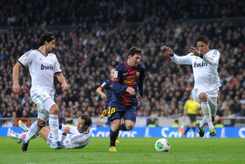 This installment of El Clasico ought to be a cracker.