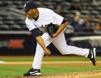 Just Rivera being the same reliever he has always been would be a huge plus for the Yankees