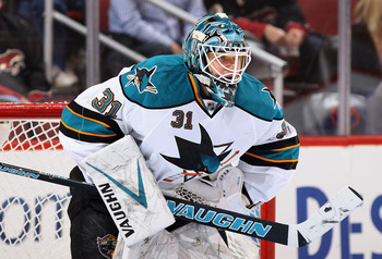 Niemi ranks in the top 10 league leaders in save percentage and GAA.