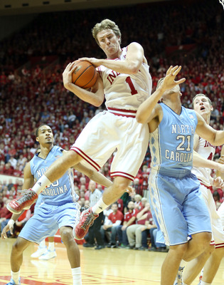 The Hoosiers dominated the Tar Heels at the beginning of the year.