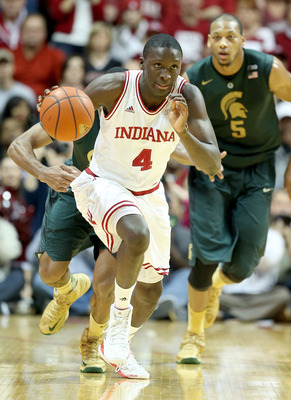 Oladipo dominated the Spartans in January.