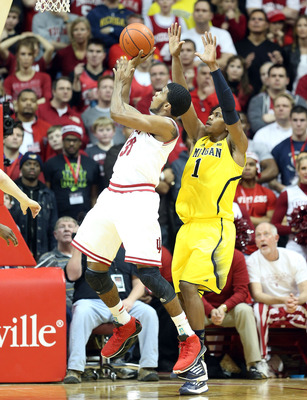 The Hoosiers played quite a game against Michigan.