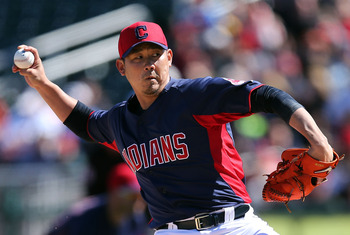 Dice-K receives a second chance with the Tribe in 2013.