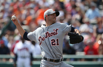 The Tigers are hoping to repeat as AL champions.