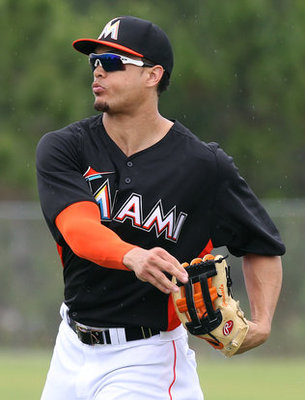 Will Stanton last the season in Miami? (Photo courtesy of the Miami Herald)