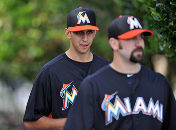 Steve Cishek, left, will have to prove he can be an effective full-time closer in 2013.