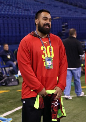 Former Utah DT Star Lotulelei is no longer a good option at No. 3.