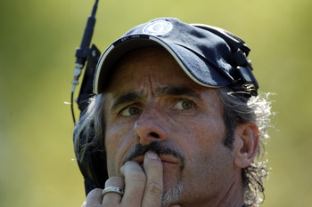 David Feherty in a pensive moment.