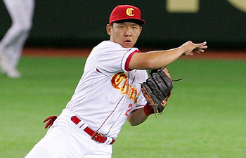 3B Ray Chang (Photo Credit: NBC Sports)