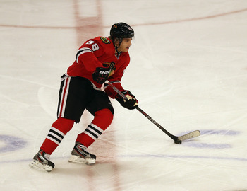 Patrick Kane has helped Chicago break records.