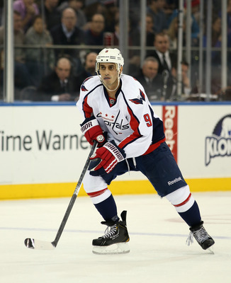 Mike Ribeiro is a big reason why the Caps power play is ranked 2nd in the NHL