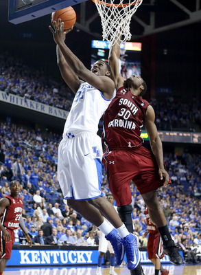Wildcat freshman forward Alex Poythress.