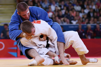 Olympic combat sports can call for up to five fights per day.